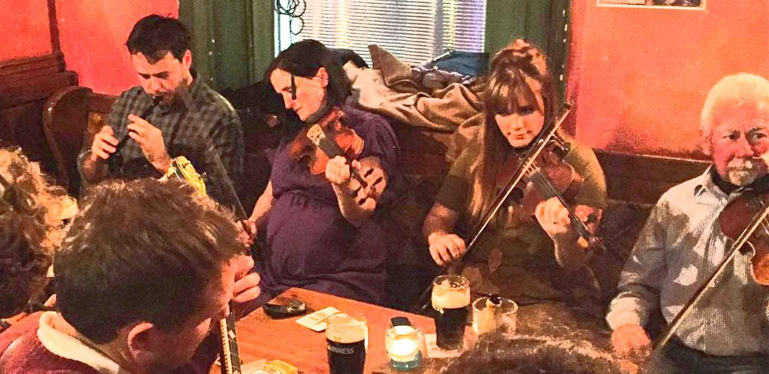 Wednesday Trad Session
