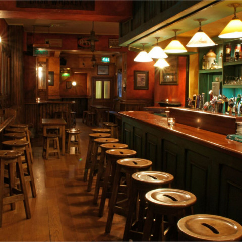 Function room at Devitts Pub Dublin