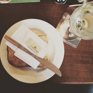 Cheese & ham toastie
