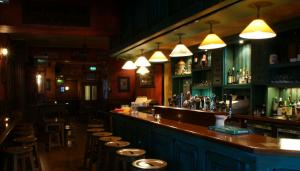Devitts Pub Dublin - upstairs lounge