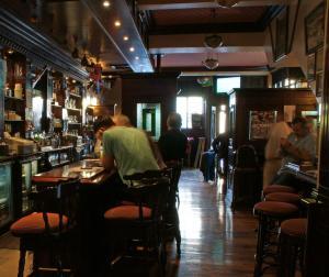 Devitts Pub Dublin - main bar