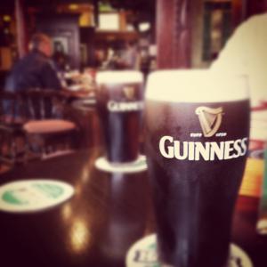 Devitts Pub Dublin - Guinness